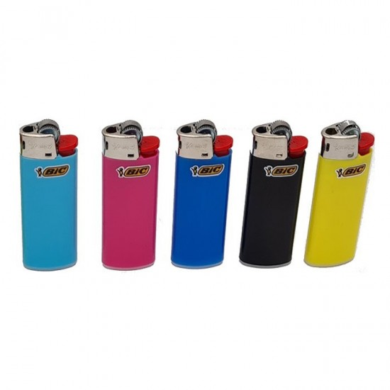 Bic Mini Lighter (small) in various colors