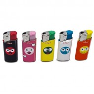 Ciao mini Lighter Electronic 3D Emoticons