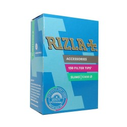 FILTER RIZLA SLIM 6.0mm 150PCS