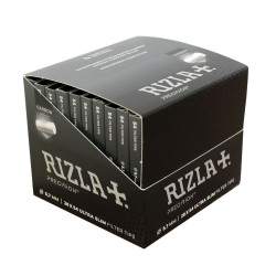 RIZLA ULTRA SLIM FILTERS 5.7mm WITH CARBON 54PCS