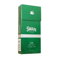 FILTERS SWAN MINT EXTRA SLIM 5.7MM