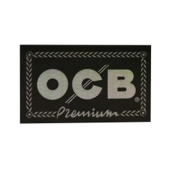 OCB BLACK DOUBLE CIGARETTE PAPER