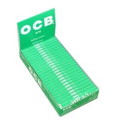 OCB GREEN CIGARETTE PAPER