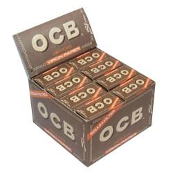 OCB SLIM ROLL CIGARETTE PAPER + TIPS