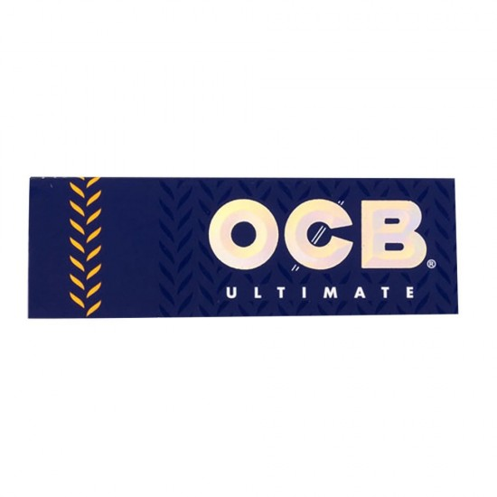OCB ULTIMATE CIGARETTE PAPER