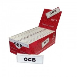OCB WHITE CIGARETTE PAPER