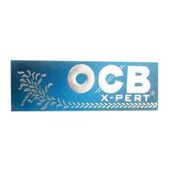 OCB X-PERT BLUE CIGARETTE PAPER