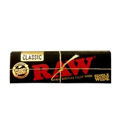 RAW BLACK CIGARETTE PAPER