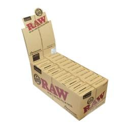 RAW CLASSIC 1, 1/4 CIGARETTE PAPER + TIPS