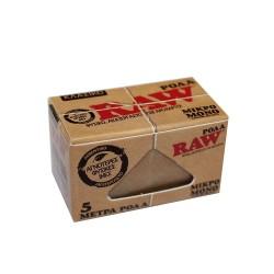 RAW CLASSIC ROLL 5m CIGARETTE PAPER