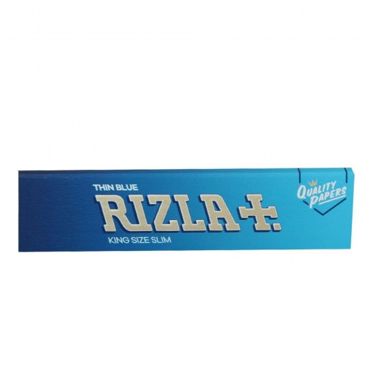 RIZLA BLUE CIGARETTE PAPER KING SIZE