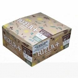 RIZLA NATURA KING SIZE CIGARETTE PAPER + TIPS